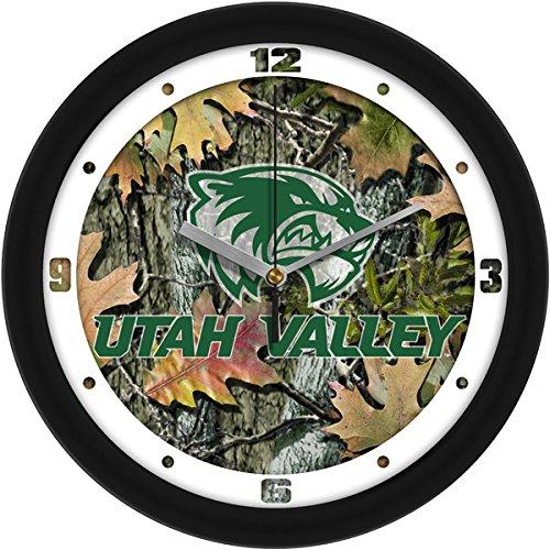 SunTime NCAA Unisex-Adult Wall Clock