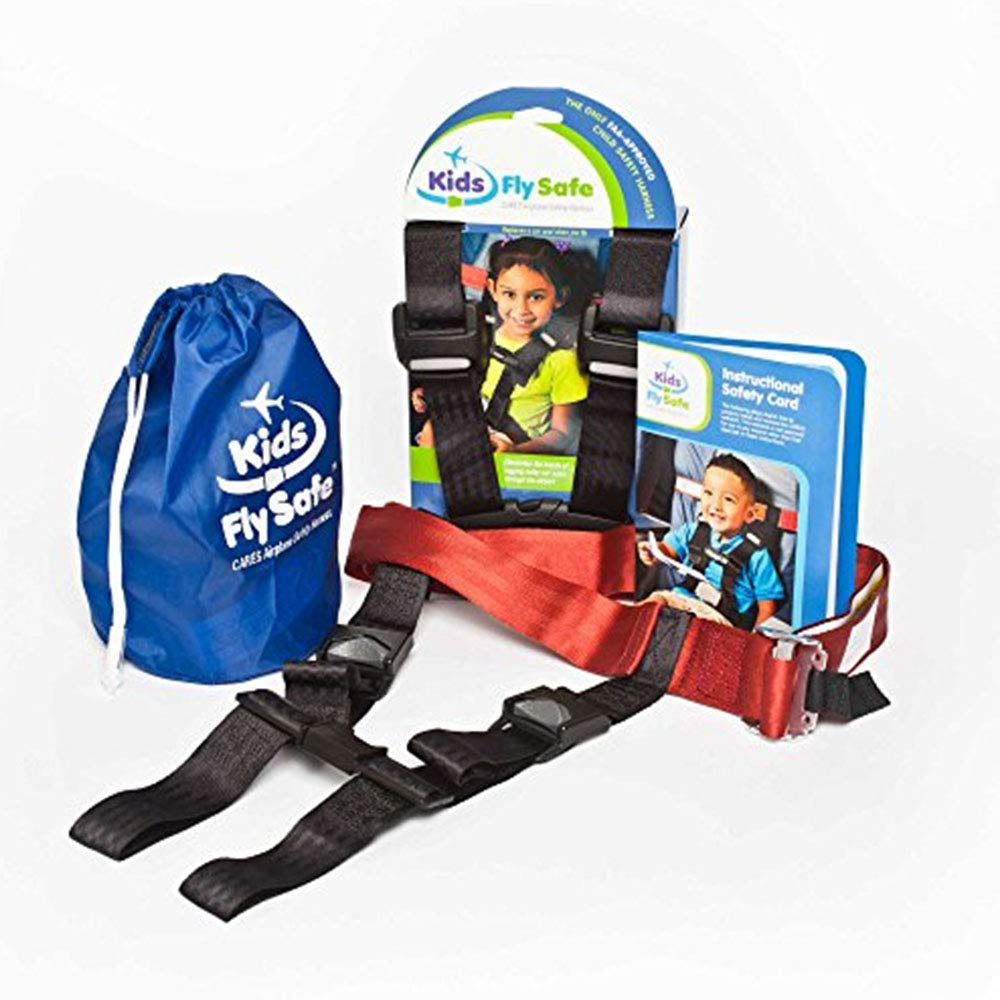 Child Airplane Travel Harness Safety Restraint System - The Only FAA App ...