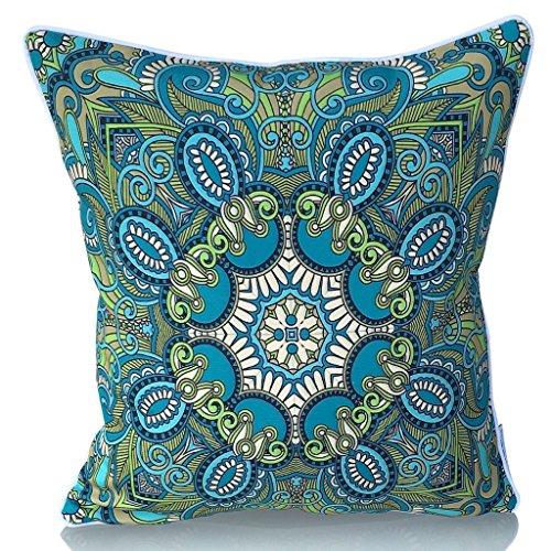 Nautical Navy Green Throw Pillows Amazon Unique Blue And Green Decorative Pillows