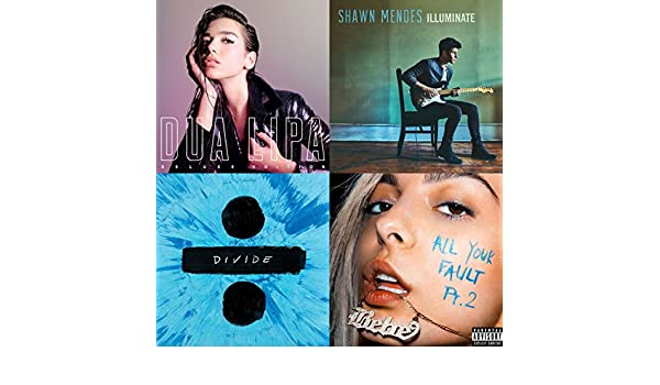 Pop Brunch by Kelly Clarkson, Bazzi, Halsey, Charlie Puth, Adele, Alessia Cara, James Arthur, Shawn Mendes, Khalid, Troye Sivan, Ed Sheeran, ...