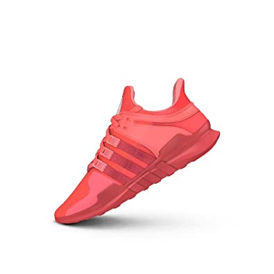 sports shoes 52258 38b0d adidas Originals Women s EQT Support Adv Trainers Turbo US6 Pink