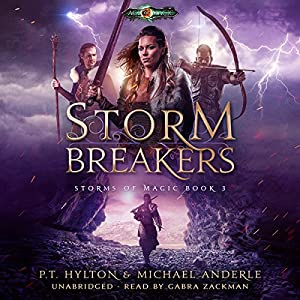 Storm Breakers: Age of Magic Audiobook