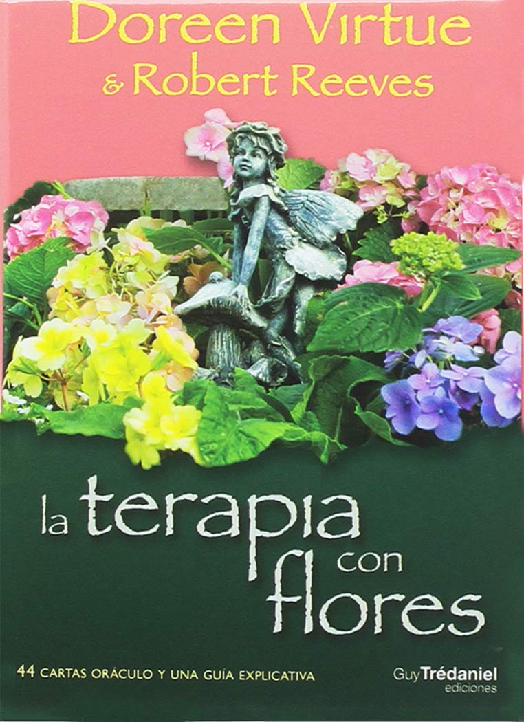 La terapia con flores: Amazon.es: Doreen Virtue: Libros