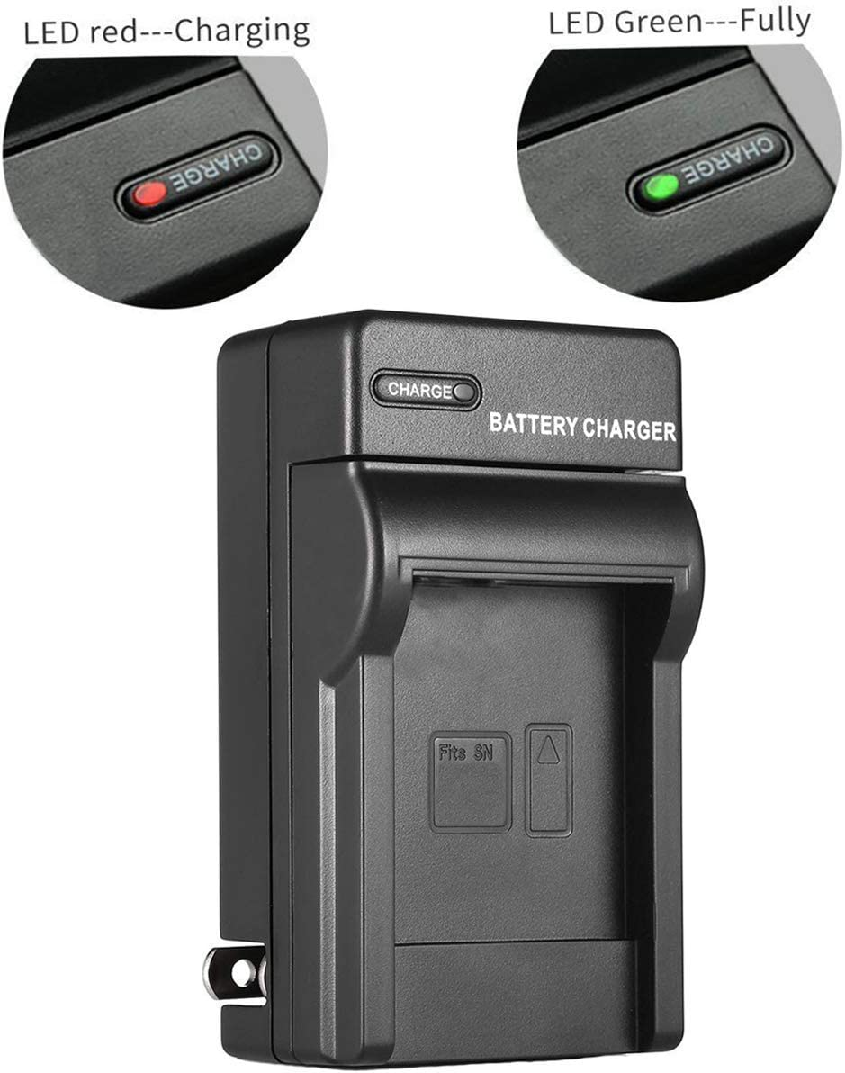 SC-DX103//XAA SCDX103 SC-DX103 SC-DX105 Digital Camcorder Charger for Samsung SC-DX100 Battery Pack