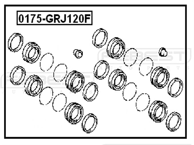 Cylinder Kit For Toyota 447960080 04479-60080