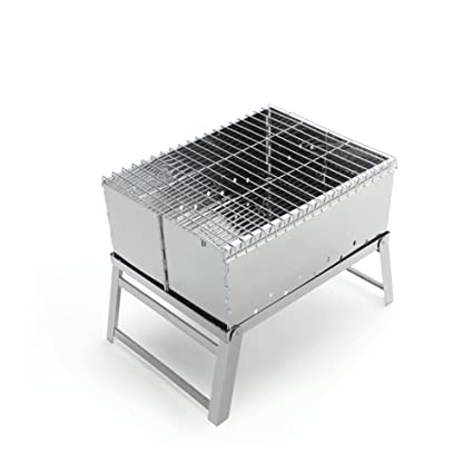 SNATCHCZ BBQ Mini-Outdoor Plegable Parrilla De Barbacoa De ...