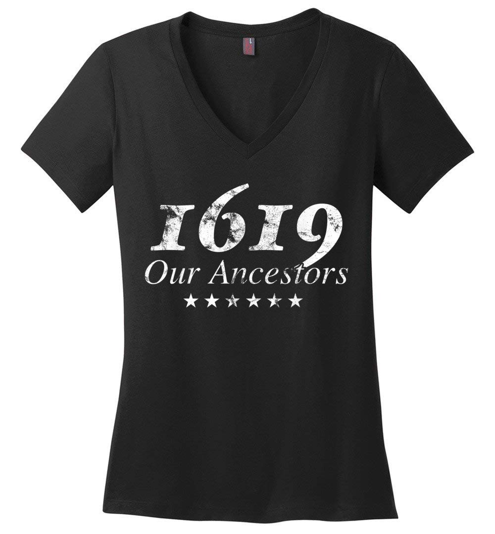 1619 Our Ancertors Classic Shirts