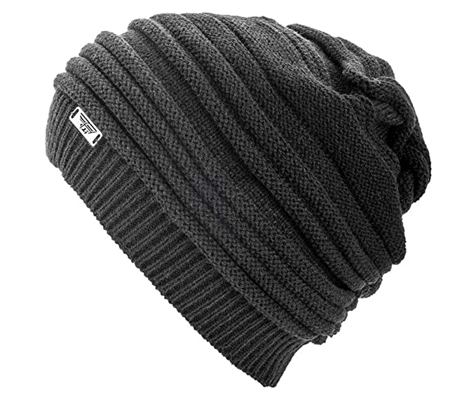 0489aa01132 FLY RACING ARENA BEANIE (BLACK) 351-0640 at Amazon Men s Clothing store
