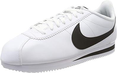 wholesale price check out new release Nike WMNS Classic Cortez Leather, Chaussures de Sport Mixte Adulte ...