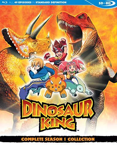 Dinosaur King Complete Season 1 SDBD [Blu-ray] -
