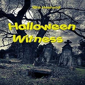 Halloween Witness Audiobook