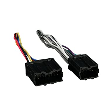 61HsPxWC16L._SY355_ amazon com metra 70 9220 radio wiring harness for volvo 93 08 volvo wiring harness connectors at fashall.co