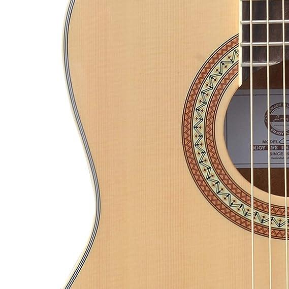 Boll-ATur Cuerdas de nylon Guitarra acústica de 39 pulgadas ...