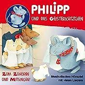 Philipp und das Geisterkätzchen (Philipp die Maus) | Norbert Landa