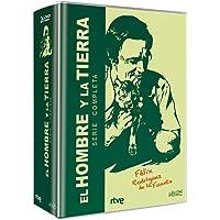 El Hombre Y La Tierra (Colección Completa + Libro) [DVD]