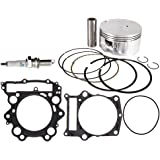 YAMAHA YFM 350 BRUIN NAMURA TOP END REBUILD PISTON KIT 82.95MM 2004-2006