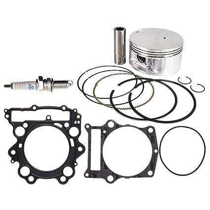 Amazon Com Standard Bore Piston Gasket Ring Kit 2001 2008 Yamaha