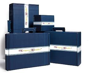 JaipurCrafts Designer Premium 4 Photos Collage (Photo Size - 12.7 x 17.78 cm,15 x 10 cm, 4 Photos)