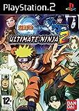 Naruto - Ultimate Ninja 2 - [PlayStation 2]