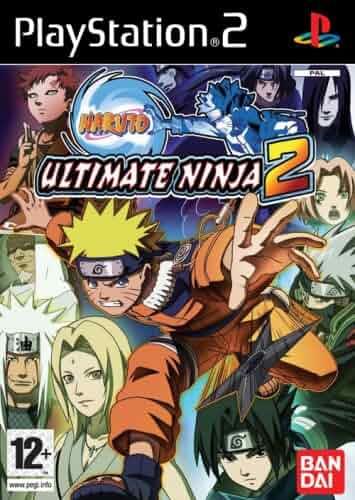 Amazon.com: Naruto Ultimate Ninja 2 für PlayStation 2 PS2 ...