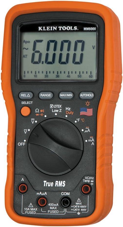 Klein Tools MM6000 Multimeter