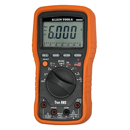 Review Klein Tools MM6000 Electrician's