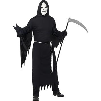 Disfraz de Halloween muerte colour negro-blanco L 52/54 ...
