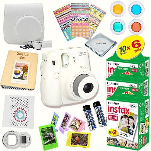 Fujifilm Instax White Deluxe bundle