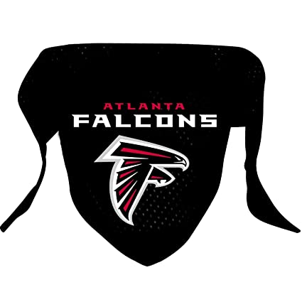 Image Unavailable. Image not available for. Color  Littlearth Atlanta  Falcons Dog Cat Mesh Jersey Bandana ... 785b83434