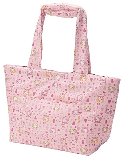 Image Unavailable. Image not available for. Color  Marushin Sanrio Hello  Kitty Mother Tote Bag Pink BMABU1 62cc826ead