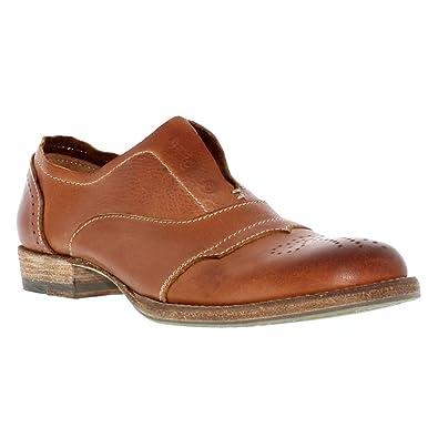 Blackstone Women's HL55,Rusty Brown Full Grain Leather,EU ...