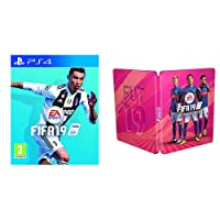 Fifa 19 - Standard Edition including Steelbook (exclusive to Amazon.co.uk) - (PlayStation 4)