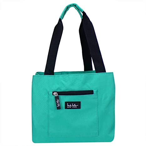 professional sale exclusive deals shopping Nicole Miller of New York Insulated Lunch Cooler 11 Lunch Tote (Turquoise)