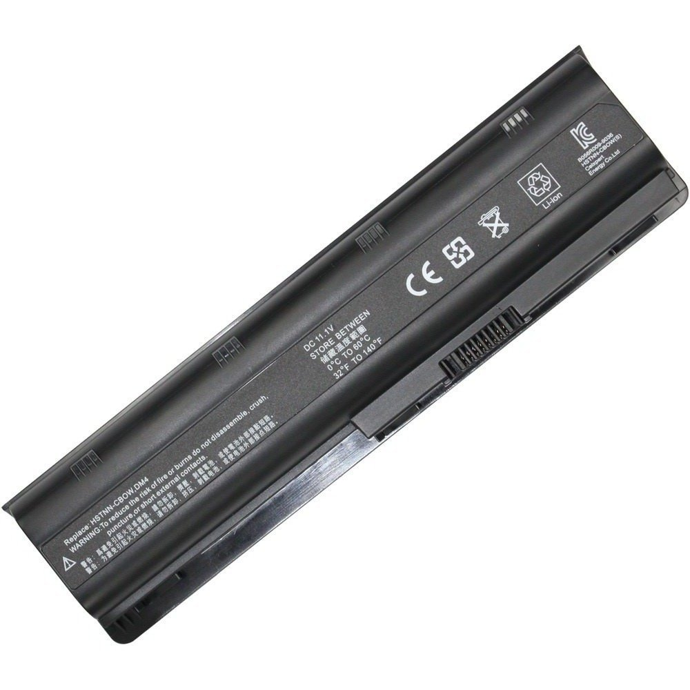 Replacement Laptop Battery for HP Pavilion G6 G7 G6-1D38DX G6-1d21DX G6-1A30US G7-1260US MU06 MU09 Spare 593554-001 593553-001