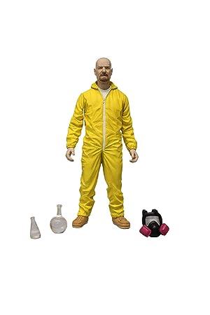 Star images - Figura de Traje Peligroso Blanco de Walter Breaking Bad (15,2 cm), Color Amarillo