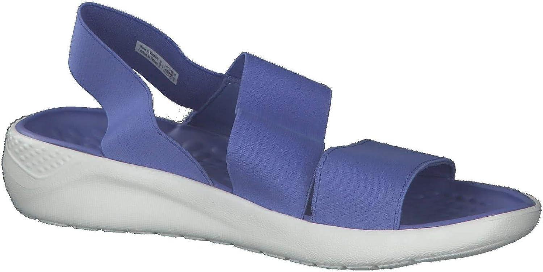 Crocs Womens Literide Stretch Sandals Slip on Shoes