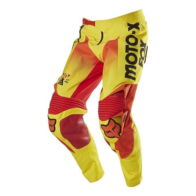 Fox Racing 360 40 Year LE Men's Dirt Bike Motorcycle Pants - Yellow / Size 34