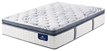 Serta Perfect Sleeper Elite Plush Super Pillow Top 800 Innerspring Mattress