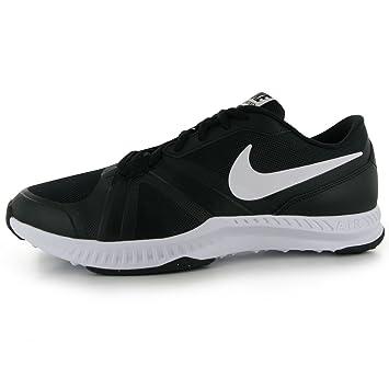52835e99403 Nike Air Epic Speed Zapatillas de Entrenamiento para Hombre Negro Blanco Fitness  Zapatillas Zapatillas