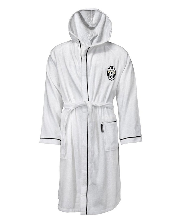 Accappatoio Spugna Ufficiale F.C. Juventus S FC JUVE