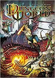 Dungeon World: Amazon.es: Carmona, Francisco, LaTorra, Sage ...