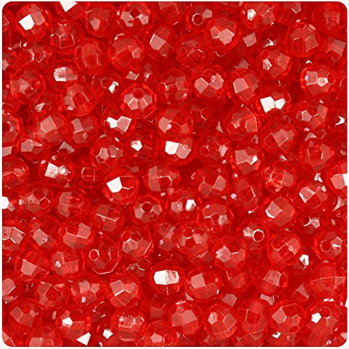 6 Mm Faceted Beads - 8