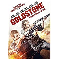 GOLDSTONE arrives on Blu-ray and DVD September 11 from Lightyear Entertainment and MVD Entertainment