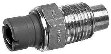 HELLA 6PT 009 107-151 Sensor, temperatura del refrigerante, Número de conexiones 1