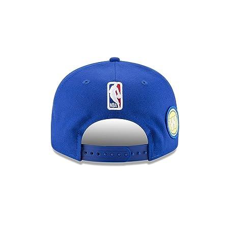 30bca33698cbe Amazon.com   New Era Golden State Warriors 2018 NBA Draft Cap 9FIFTY  Snapback Adjustable Hat- Blue   Sports   Outdoors