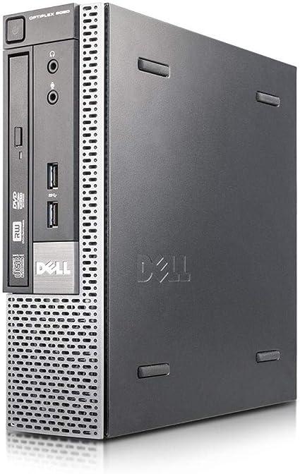 Dell Optiplex 9020 USFF - Ordenador de sobremesa (procesador Intel ...