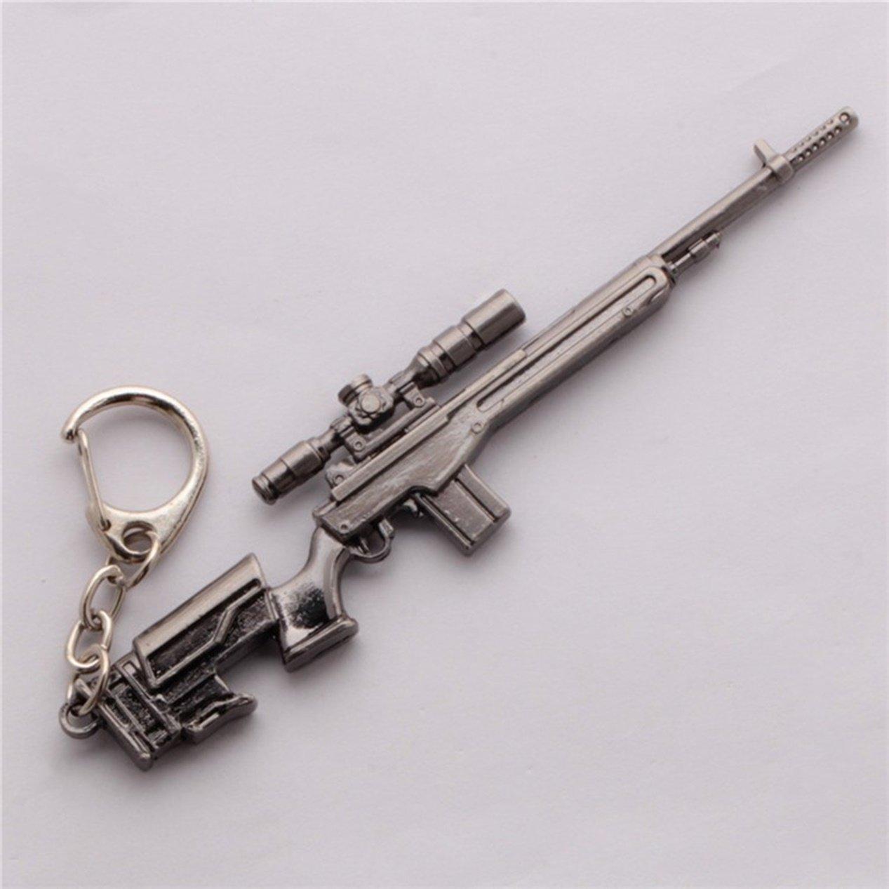 Amazon.com: 1 pc Mini bolsillo Eagle armas llavero pistola ...