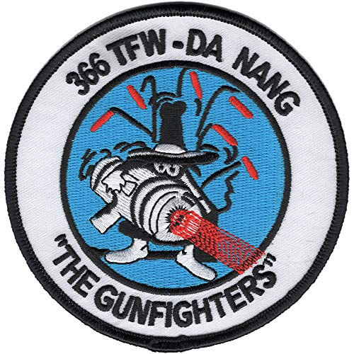 - 366th Tactical Fighter Wing Patch