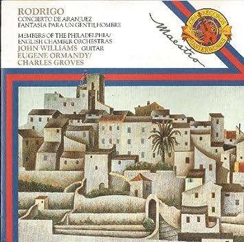 Amazon.com: Concierto De Aranjuez - Fantasia Para Un Gentil ...