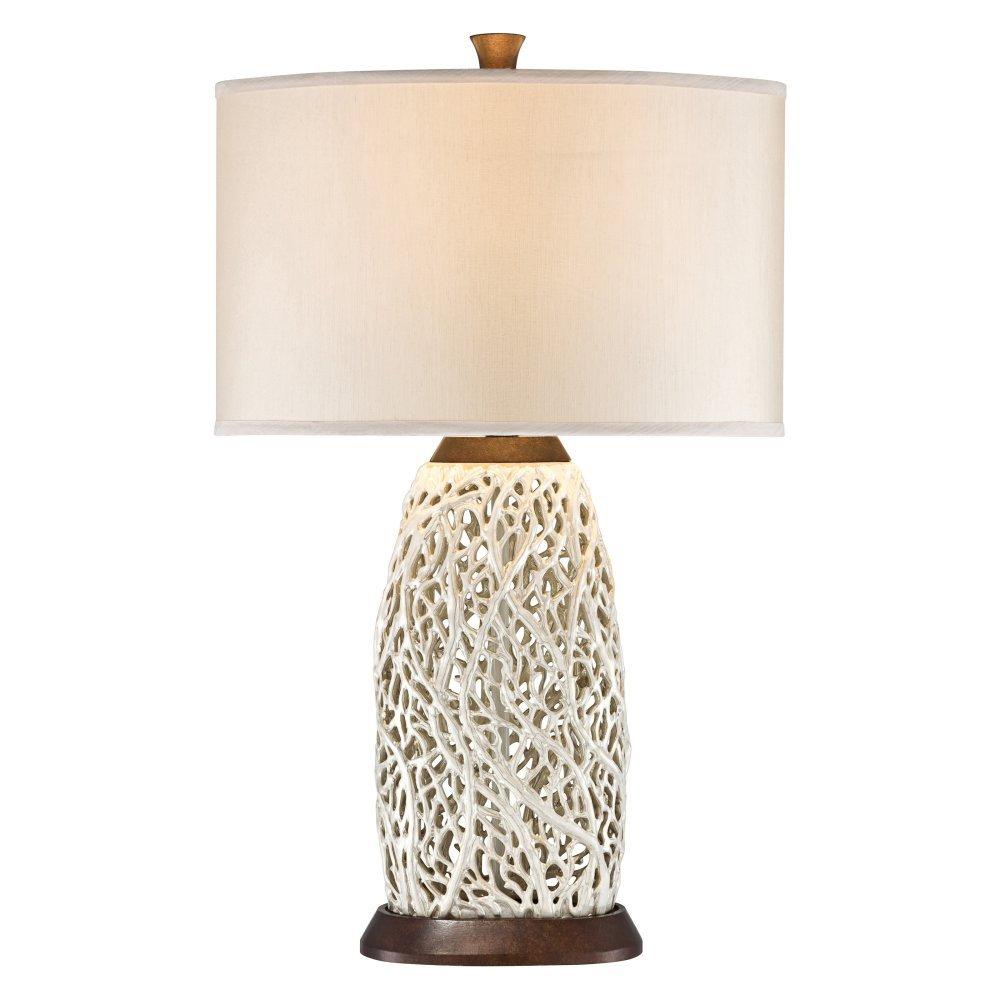 basque floor pacific table lamp light tripod nickel coast lighting lamps seeri arc